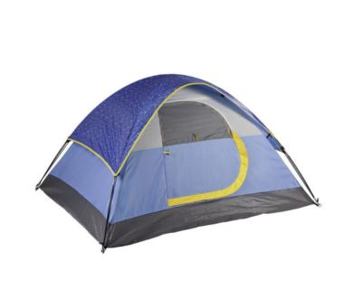 Coleman 6' x 5' 2-Person Glow-in-the-Dark Tent *** $30