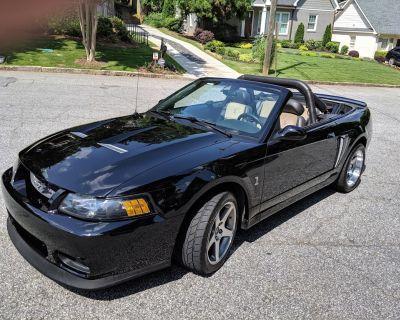 Black 2003 Cobra Convertible For Sale - GA