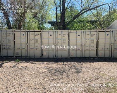 Storage container near sugarhouse!