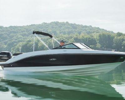 2022 Sea Ray 21SPX-OB