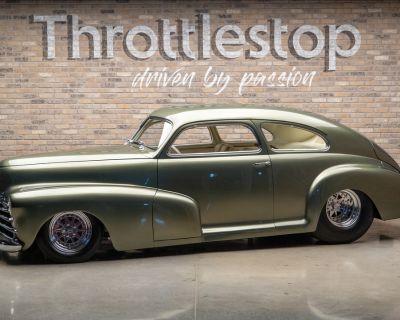 1948 Chevrolet Fleetline Aerosedan Pro Street