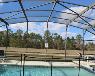 Back open now & lower summer rate! Lake View pool/spa; Villa; 3 miles to Disney! - Four Corners