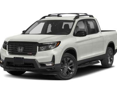 New 2021 Honda Ridgeline SPORT AWD Crew Cab Pickup