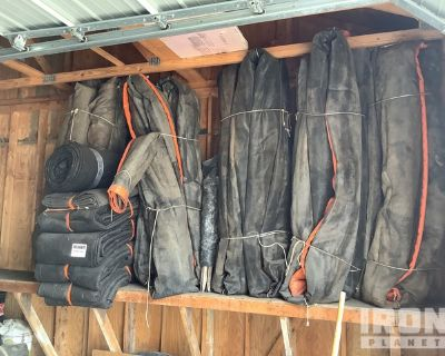 Lot of Silt Bags & Contamination Booms