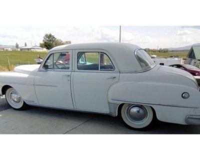1950 DeSoto 4-Dr Sedan