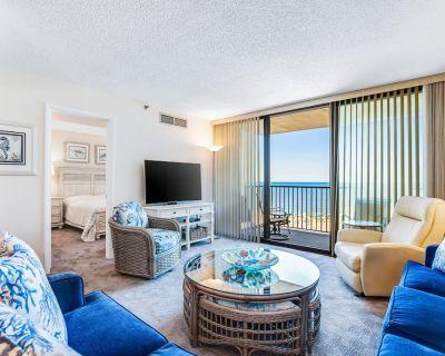 Sea Colony Oceanfront Condo W/balcony, Free Wifi, Shared Pools, Hot Tub, Gym - Bethany Beach