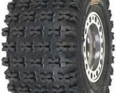 Itp Baja Hd Holeshot Rims Tires Rear Combo Honda Trx300ex/x 93-14