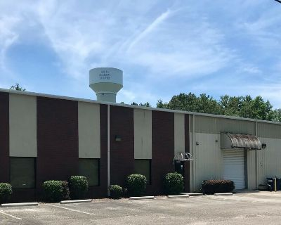 Great Opportunity! 15,000 SF Office/Warehouse, 3 Lots, 5.15 Acres
