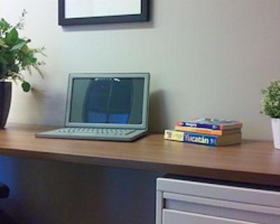 Dedicated Desk - 1 Available at Office Evolution - Denver/Downtown Market Street