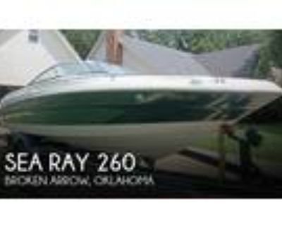 26 foot Sea Ray 26