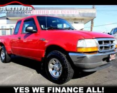2000 Ford Ranger XLT Supercab Short Bed RWD