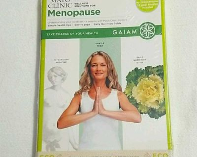 NEW Mayo Clinic Wellness Solutions for Menopause