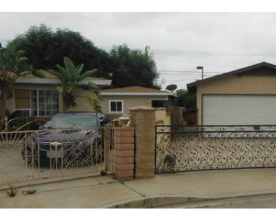 3 Bed 2 Bath Preforeclosure Property in Baldwin Park, CA 91706 - Stichman Ave