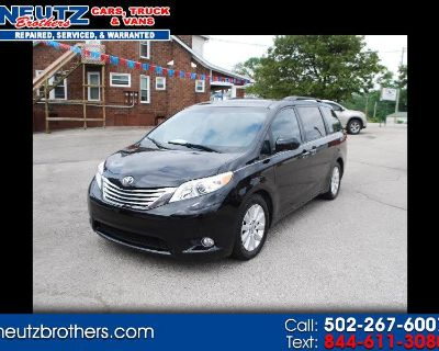 Used 2011 Toyota Sienna Limited 7-Pass V6