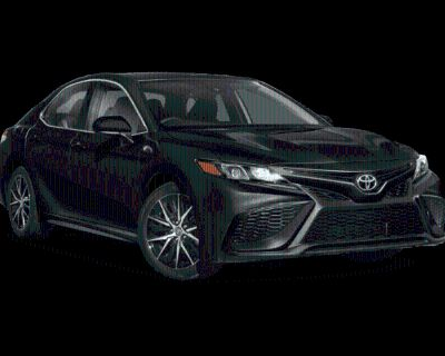 New 2022 Toyota Camry SE Front Wheel Drive 4