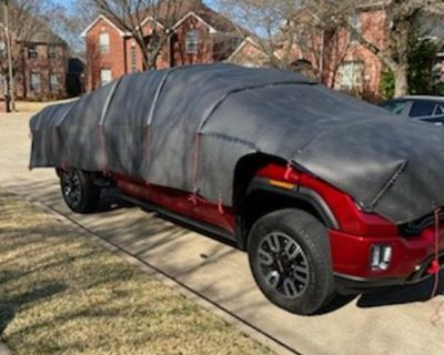 Hail protection covers