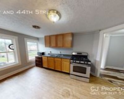 44th & 44th Street #2, Louisville, KY 40211 2 Bedroom Apartment