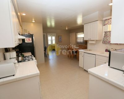 3 bedroom house, heart of Old Mountain View