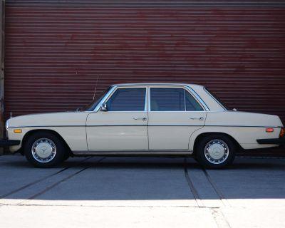 1974 Mercedes-Benz 190