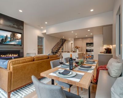 Abode on Cloud 9 | Brand New, Private Old Town Summer Retreat, Groups, Families! - Downtown Park City