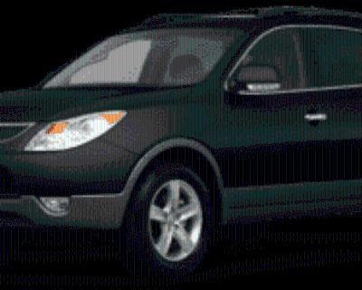 2010 Hyundai Veracruz Limited FWD