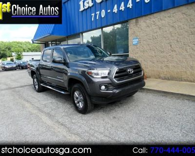 Used 2017 Toyota Tacoma TRD Off Road Double Cab 5' Bed V6 4x2 AT (Natl)