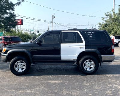 1998 Toyota 4Runner 4dr Limited 3.4L Auto 4WD
