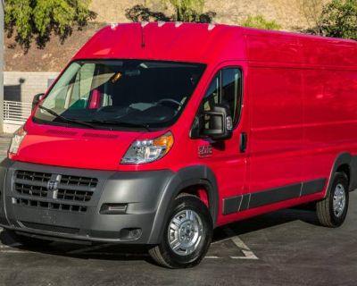 2014 Ram ProMaster Cargo Van 2500