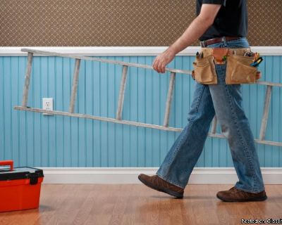 GENERAL CONTRACTING WORKS COMMERCIAL AND RESIDENTIAL HOME IMPROVEMENT