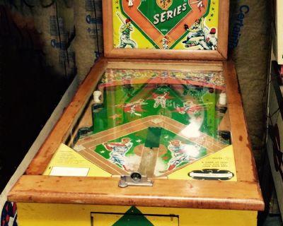 Pinball Games EM Midway Gottlieb Chicago Coin Williams