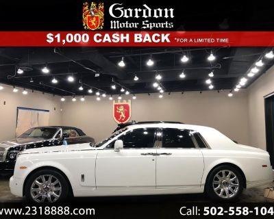 Used 2014 Rolls-Royce Phantom Sedan