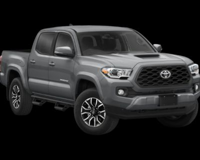 New 2021 Toyota Tacoma TRD Sport Double Cab 5' Bed V6 AT (Natl)