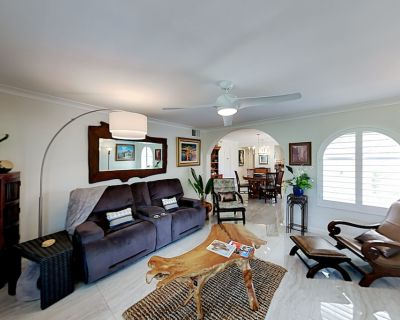 500FS119: 2 BR, 2 BA Condominium in Palm Springs, Sleeps 4 - Palm Springs