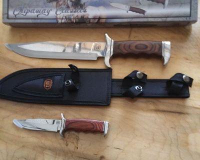 Oregon Trail Combo knife(s)