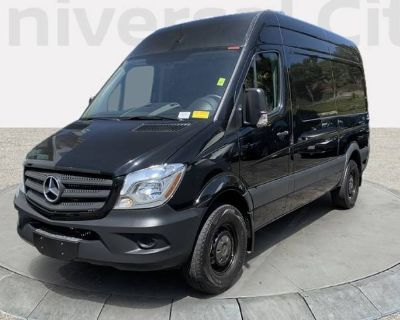 2017 Mercedes-Benz Sprinter Cargo Van 2500