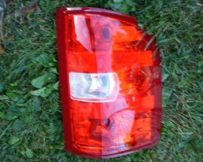 Tail Light Assembly for 2010-2012 Chevrolet Silverado Truck RH