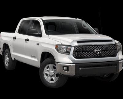 New 2021 Toyota Tundra 2WD SR5 CrewMax 5.5' Bed 5.7L (Natl) - In-Stock