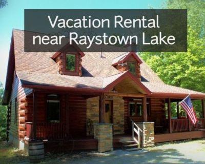 Vacation Rental near Raystown Lake, PA.  $240/night+$75 cleaning fee.