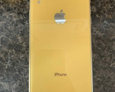 Sprint/T-Mobile Apple iPhone XR 64GB yellow