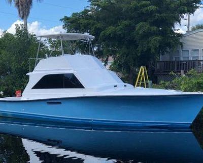 1980 Ocean Yacht 42 SS Sport Fishing Boat
