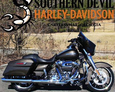 2021 Harley-Davidson Street Glide Bagger Cartersville, GA