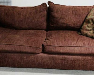 Love seat AND couch - FREE DELIVERY