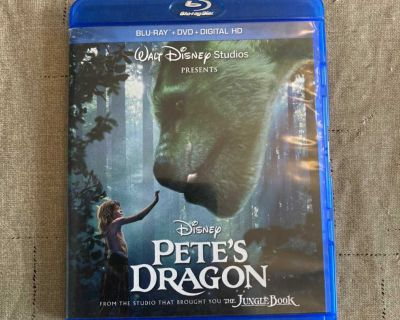 Pete s Dragon (Live Action) Blu-Ray DVD