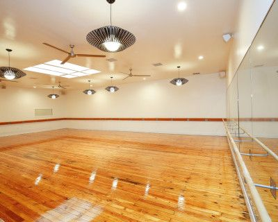 Modern, well lit and stylish fitness center; fully equipped for all your needs., Denver, CO