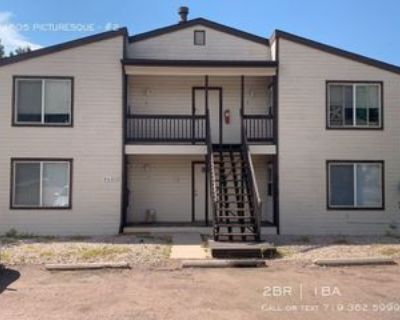 4605 Picturesque Dr #2, Colorado Springs, CO 80917 2 Bedroom Apartment