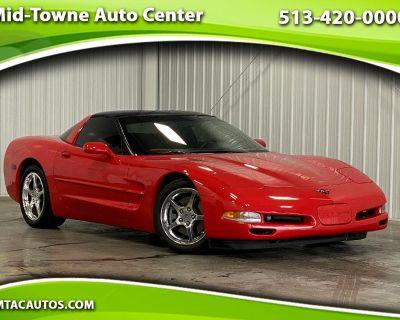 Used 2004 Chevrolet Corvette 2dr Cpe