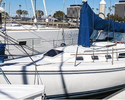 1992 34' Catalina 34