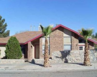 7421 Bishop Flores Dr, El Paso, TX 79912 3 Bedroom Apartment
