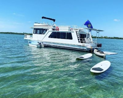 Happy s Houseboat Key West - New Town