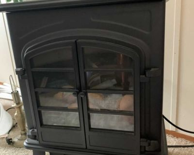 Heater (Electric Fireplace)